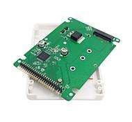 """m.2 ngff pci-e 2 corsie SSD SATA """"enclosure caso 22pin 2.5 hard disk per E431 E531 x240 y410p y510p"""