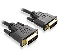 Sinseader 15M 49.2FT DVI(24+1) Male to DVI(24+1) Male Display Signal Cables Support 2560*1600