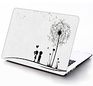 Lovely Couples Design Full-Body Protective Plastic Case for 11-inch/13-inch New MacBook Air