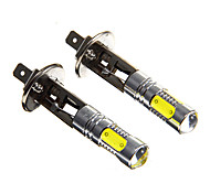 7.5W Super Bright H1 LED Daytime Running Light/Car Fog Light(DC12-24V 2PCS)