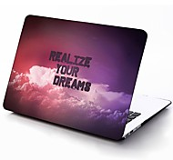 Realize Your Dreams Design Full-Body Protective Plastic Case for 11-inch/13-inch New MacBook Air