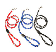 Reflect Light Hauling Cable Collars for Pets Dogs Assorted Color
