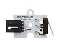 ElecFreaks E00407 Octopus Crash Sensor for Arduino - White
