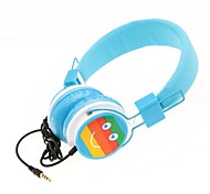 WZS- Ergonomic Hi-Fi Stereo Headphone with Mic Microphone - Blue