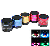 B13 RGB MiNi Bluetooth Speaker Micro SD Mic USB AUX Portable Handfree for iPhone Samsung and Other Cellphone