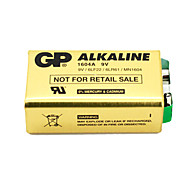 GP 6LR61 One-time 9V Alkaline Battery