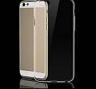 Pandaoo Ultra-thin Transparent Design PC Hard Case for iPhone 6 Plus