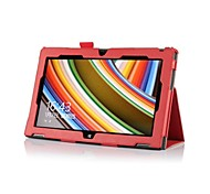 """Dengpin®  PU Leather Folio Stand Case Cover with Card Holder&Hand Strap Will for Nokia Lumia 2520 10.1"""" Tablet"""