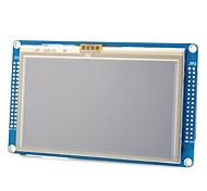 "wbyjb03 4.3 ""Farb-TFT-LCD-Display-Modul für Arduino oder MCU Lernentwicklung"
