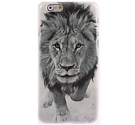 Lion Design Hard Case for iPhone 6