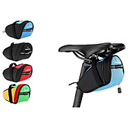 ROSWHEEL  Bike Saddle Bags Outdoor Colorful Cycling Bike Saddle Bags(Assorted Color)