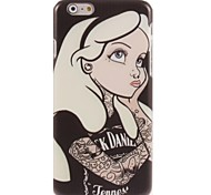 Women Want to Things Design Hard Case for iPhone 6