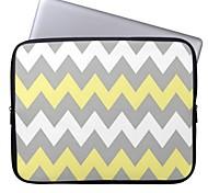 """elonbo das Wellenmuster 15 """"Notebook Neopren Schutzhülle für MacBook Pro Retina dell hp acer"""