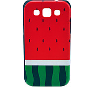 For Samsung Galaxy Case Pattern Case Back Cover Case Fruit PC Samsung Win