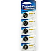 Camelion 3V CR2032 Lithium Button Battery (5pcs)