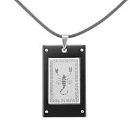 Skorpion klassischen Muster der Männer Halskette (1 PC)