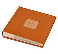 Flanell Cover-Foto-Album für 200psc von 4d