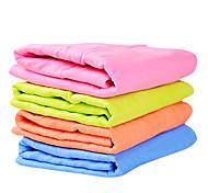Absorbent Deerskin Pet Towels for Pets Cats Dogs Random Color