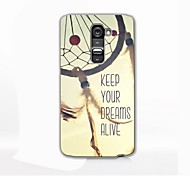 Keep Your Dreams Alive Design Hard Case for LG G2