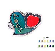 Heart Mood Ring