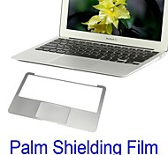 filme de prata cheio corpo palma blindagem guarda para Apple MacBook Pro 13.3 '' ou pro 15,4 '