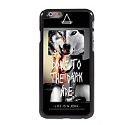 Come to the Dark Side Design Aluminum Hard Case for iPhone 6