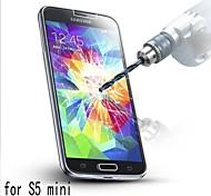 Anti-Kratz-ultra-dünne Hartglas-Schutzfolie für Samsung Galaxy mini s5