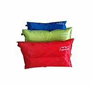 Outdoor Camping Inflatable Cushion Pillow in Random Color
