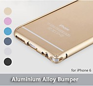 Aluminum Alloy Bumper Case For iPhone 6