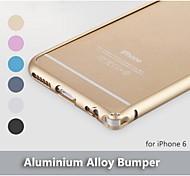 liga de alumínio pára-choques para o iPhone 6