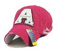 Unisex's Big A Korean fashion baseball hat