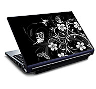 "Flower81 Pattern Laptop Protective Skin Sticker For 15.6"" Laptop"