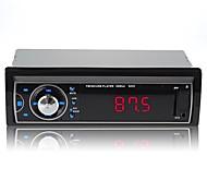 führte lcd Car-Audio-Stereo-FM-Radio-Empfänger des Auto-MP3-Player USB-USB-Anschluss / SD-Kartenslot