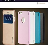 ROCK New Windows Holster Windows Cases Send The Smart Card Following From The iphone 6 4.7(Assorted Colors)