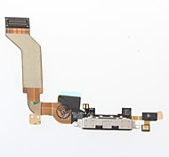 Charging Dock Port Connector Flex Cable for iPhone 4S