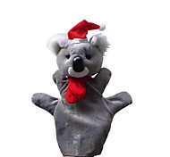 Christmas Koala Bear Large-sized Hand Puppets Toys