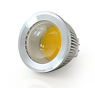 Dimmable E27 5W Epistar COB 500LM 2800-3000K Warm White LED Spot Light Bulb(AC220V)