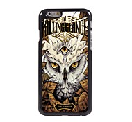 Unique Eagle Design Aluminum Hard Case for iPhone 6 Plus