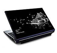 "Piano73 Pattern Laptop Protective Skin Sticker For 15.6"" Laptop"