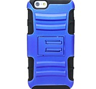 Belt Clip Car Lines Case for iPhone 6 (Assorted Colors)