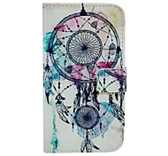 Dream Catcher Pattern PU Leather Full Body Case with Card Slot and Stand for Motorola X+1