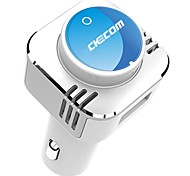 ckcom ck-168 Bluetooth v4.0 mains libres mp3 / purificateur d'air