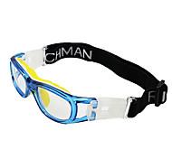 [Free Lenses] Customized Basketball Kids' Impact Resistant Plastic Wayfarer Retro Prescription Goggles