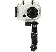 2 pollici 12m mega pixel FHD 1080p sportcam impermeabile telecamera GoPro FPV