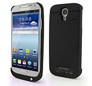 TXJ 3200 mAh Backup Power Bank Cover Battery Case for Samsung S4 SIV I9500