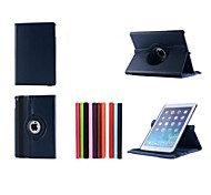 9.7 Inch 360 Degree Rotation Lichee Pattern Stand Case for iPad Air 2(Assorted Colors)
