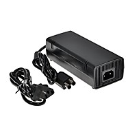 New 135W 12V AC Power Adapter Charger with Power Cable for Microsoft Xbox360 Slim Brick-Black