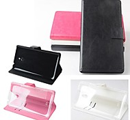 Hot Sale 100% PU Leather Flip Leather Up and Down Case for Nokia 1320(Assorted Colors)