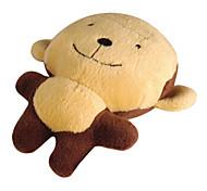 Nice Monkey Shape Stuffed Sound Toy