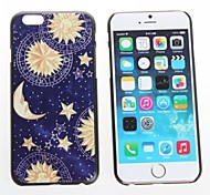 Stars Pattern Hard Case for iPhone 6